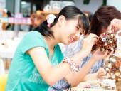 「那須 花と体験の森」人気の体験教室。「予約なし」でクラフト作りやお菓子作りなど。