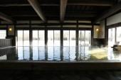 日帰り温泉「源泉 那須山」寒い日も体の芯からポカポカ温まります。