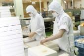 お菓子の工場