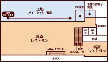 お菓子の城(2F)